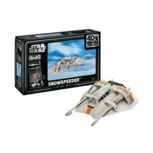 1:29 Revell 05679 Star Wars-Snowspeeder-40th A. Ep V