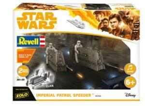 1:28 Revell 06768 Build & Play Imperial Patrol Speeder