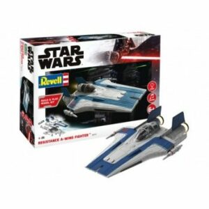 1:44 Revell 06773 SW – Resistance A-wing Fighter, Blue