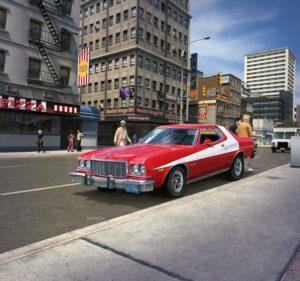 1:25 Revell 07038 76 ' Ford Torino