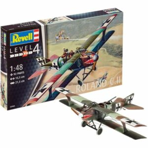 1:48 Revell 03965 Roland C.II