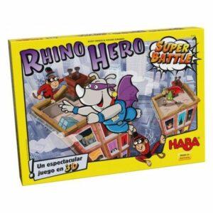 Rhino Hero – Super Battle 3D