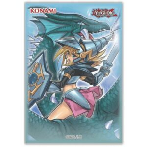 Yugioh: Dark Magician Girl The Dragon Knight – Card Sleeves