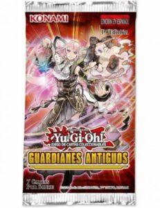 Yu-Gi-Oh: Guardianes Antiguos