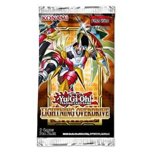 Yu-Gi-Oh: Furia De Relámpagos