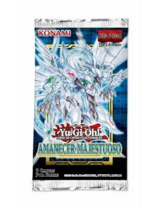 Yu-Gi-Oh: Amanecer Majestuoso (Sobre)