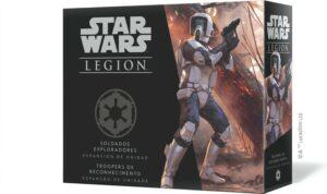 SW Legion: Soldados Expls //Scout-Truppen (Alemán/Italiano)