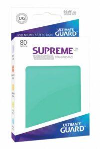UG: Fundas Supreme UX Color Turquesa (80 Unds)