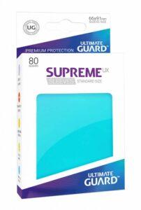 UG: Fundas Supreme UX Color Aguamarina (80 Unds)