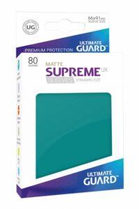 UG: Fundas Supreme UX Mate Color Azul Gasolina (80 Unds)