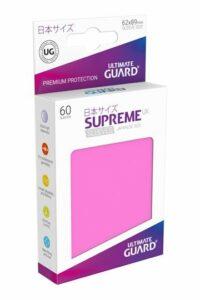 UG: Supreme UX Sleeves Japanese Size Fucsia (60)