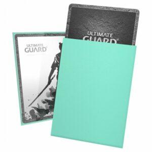 Ultimate Guard: Fundas Katana Tamaño Estándar Turquesa (100)