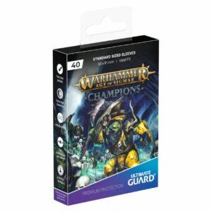 UG: Fundas Warhammer – Champions 'Destruction