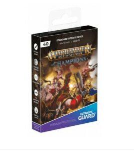 UG: Fundas Warhammer – Champions 'CHAOS VS. ORDER