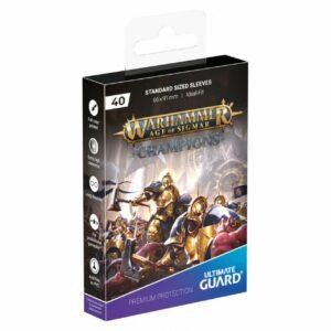 "UG: Fundas Warhammer – Champions 'DIVINE BLAST"""