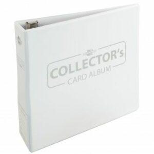 Blackfire: Collectors Album – White