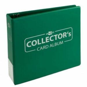 Blackfire: Collectors Album – Green