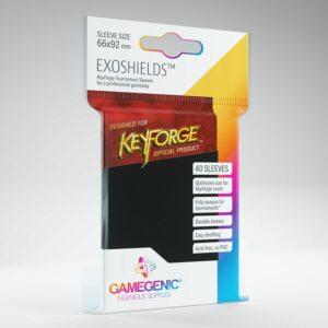 Gamegenic: KeyForge Exoshields Tournament Sleeves(40 Fundas)