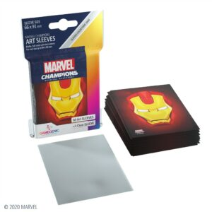 Marvel Champions: Fundas / Sleeves Iron Man