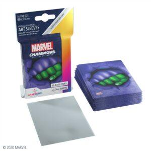 Marvel Champions: Fundas / Sleeves She-Hulk