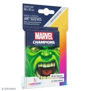 PV 31/07/21 – Marvel Champion Fundas:  Hulk