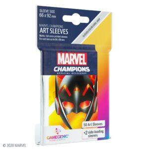 PV – Marvel Champion Fundas:  Wasp – Lanzamiento 31/07/21