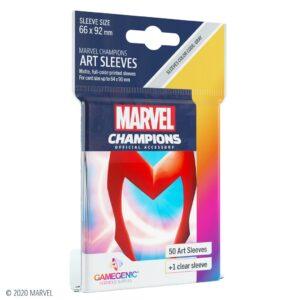 Marvel Champion Fundas:  Scarlet Witch – PV 31/07/21