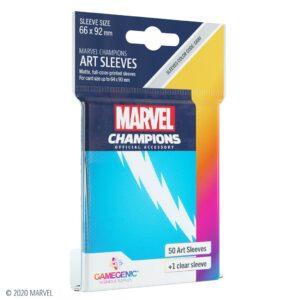 PV 29/10/21 – Marvel Champion Fundas:  Quicksilver
