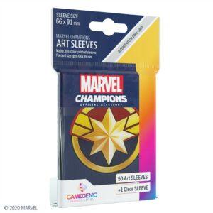 PV 29/10/21 – Marvel Champion Fundas:  Ms. Marvel