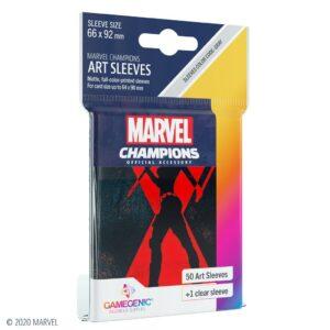 PV 29/10/21 – Marvel Champion Fundas:  Black Widow