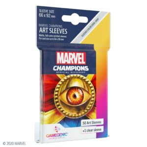 PV 29/10/21 – Marvel Champion Fundas:  Doctor Strange