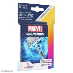 PV 29/10/21 – Marvel Champion Fundas:  Thor