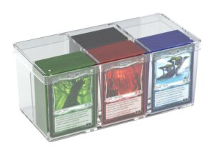 Ultimate Guard Stack´n´Safe Card Box 480 Caja De Cartas