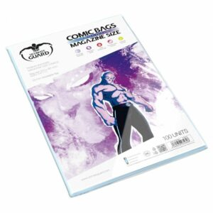 Ultimate Guard: Comic Bags Resealable Magazine Size