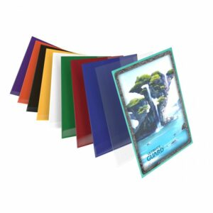 Ultimate Guard: Fundas Katana Tamaño Estándar Azul (100)