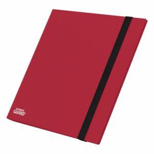 Ultimate Guard: Flexxfolio 480 – 24-Pocket (Quadrow) – Rojo
