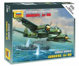 1:200 JU-88 A4  ZVE6186