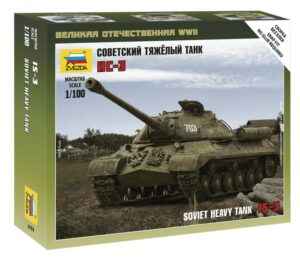 1:100 SOVIET HEAVY TANK IS-3   ZVE6194