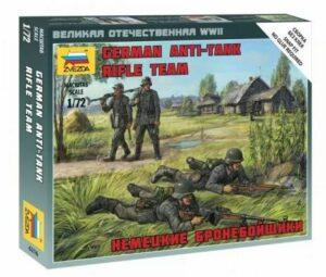 1:72 German Anti-Tank Rifle Team  ZVE6216