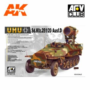 1/35 AFV: GERMAN Sd.Kfz.251/1 Ausf.D