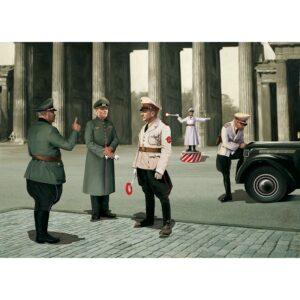 1:35 ICM: WWII German Road Police (5 Figures) (35633)