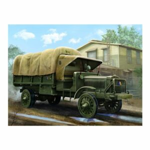 "1:35 ICM: Standard B ""Liberty"", WWI US Army Truck (35650)"