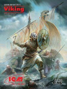 1:16 ICM 16301: Viking (IX Century)