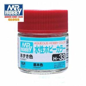 H-33 Russet Rost Braun Brillante Gunze – Hobby Color