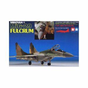 1:72 Tamiya: MiG-29 Fulcrum-A