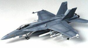 1:72 Tamiya: F/A-18E Super Hornet (60746)