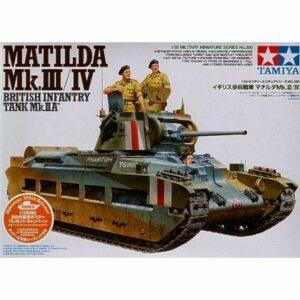 1:35 Tamiya: Matilda Mk.III/IV (35300)