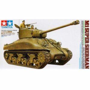 1:35 Tamiya: M1 Super Sherman (35322)