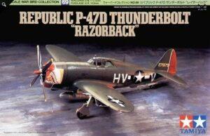 """1:72 Tamiya: Republic P-47D Thunderbolt """"Razorback"""""""