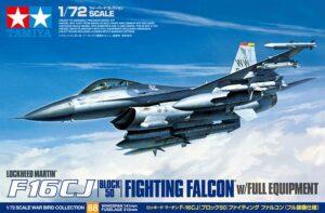 1:72 Tamiya: F-16CJ W/FULL EQUIPMENT (60788)
